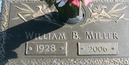 MILLER, WILLIAM B. - Sarasota County, Florida | WILLIAM B. MILLER - Florida Gravestone Photos