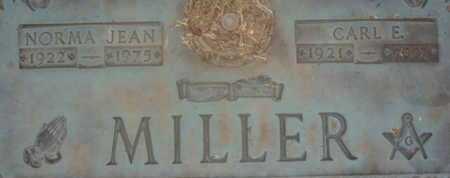 MILLER, CARL E. - Sarasota County, Florida   CARL E. MILLER - Florida Gravestone Photos