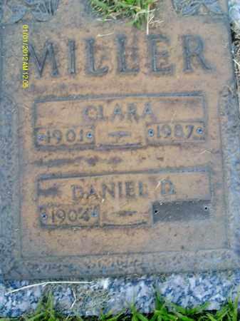 MILLER, DANIEL D. - Sarasota County, Florida | DANIEL D. MILLER - Florida Gravestone Photos