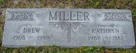 MILLER, KATHRYN - Sarasota County, Florida | KATHRYN MILLER - Florida Gravestone Photos