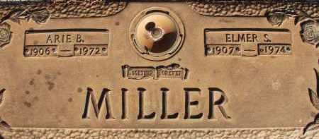 MILLER, ARIE B. - Sarasota County, Florida | ARIE B. MILLER - Florida Gravestone Photos