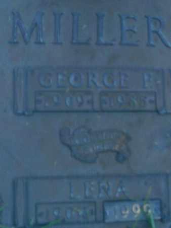 MILLER, GEORGE  F. - Sarasota County, Florida | GEORGE  F. MILLER - Florida Gravestone Photos