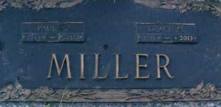 MILLER, GRACE M. - Sarasota County, Florida | GRACE M. MILLER - Florida Gravestone Photos