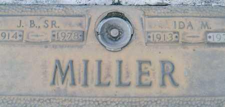 MILLER, J. B. SR. - Sarasota County, Florida   J. B. SR. MILLER - Florida Gravestone Photos