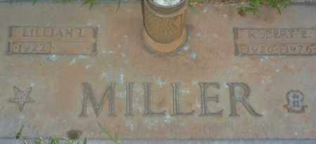 MILLER, ROBERT E. - Sarasota County, Florida | ROBERT E. MILLER - Florida Gravestone Photos