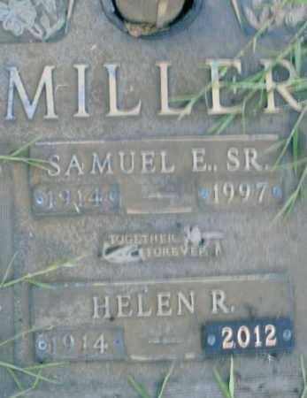 MILLER, SAMUEL  E.  SR - Sarasota County, Florida | SAMUEL  E.  SR MILLER - Florida Gravestone Photos