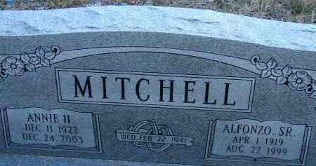 MITCHELL, SR, ALFONZO - Sarasota County, Florida | ALFONZO MITCHELL, SR - Florida Gravestone Photos