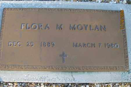 MOYLAN, FLORA M - Sarasota County, Florida   FLORA M MOYLAN - Florida Gravestone Photos