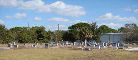 *TATUM RIDGE, OVERVIEW #1 - Sarasota County, Florida | OVERVIEW #1 *TATUM RIDGE - Florida Gravestone Photos