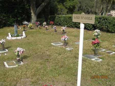 OVERVIEW, GARDEN OF ANGELS - Sarasota County, Florida | GARDEN OF ANGELS OVERVIEW - Florida Gravestone Photos