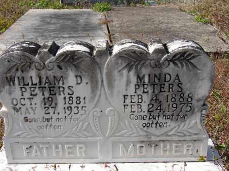 PETERS, WILLIAM DAWSON - Sarasota County, Florida | WILLIAM DAWSON PETERS - Florida Gravestone Photos