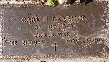 REARDON (VETERAN WWII), CARL H. - Sarasota County, Florida | CARL H. REARDON (VETERAN WWII) - Florida Gravestone Photos