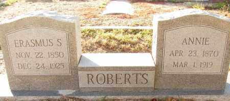 ROBERTS, ERASMUS SIDNEY - Sarasota County, Florida | ERASMUS SIDNEY ROBERTS - Florida Gravestone Photos