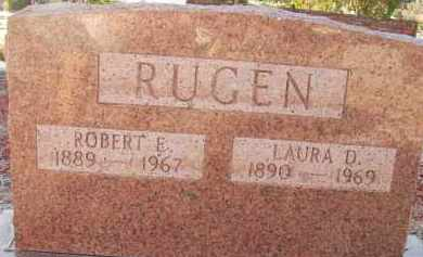 RUGEN, ROBERT E. - Sarasota County, Florida | ROBERT E. RUGEN - Florida Gravestone Photos