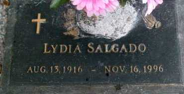 SALGADO, LYDIA - Sarasota County, Florida | LYDIA SALGADO - Florida Gravestone Photos