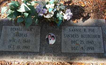 BLUECLOUD, NANNIE R. POE - Sarasota County, Florida | NANNIE R. POE BLUECLOUD - Florida Gravestone Photos