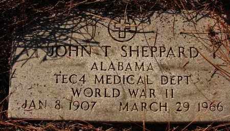 SHEPPARD, JOHN THOMAS - Sarasota County, Florida   JOHN THOMAS SHEPPARD - Florida Gravestone Photos