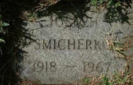 SMICHERKO, JOSEPH - Sarasota County, Florida   JOSEPH SMICHERKO - Florida Gravestone Photos
