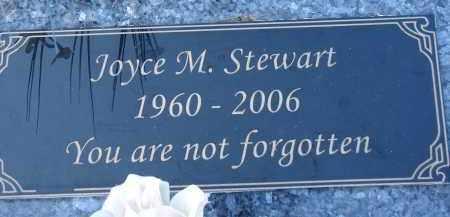 STEWART, JOYCE MARIE - Sarasota County, Florida | JOYCE MARIE STEWART - Florida Gravestone Photos