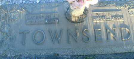 TOWNSEND, CATHERINE A. - Sarasota County, Florida | CATHERINE A. TOWNSEND - Florida Gravestone Photos