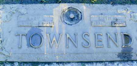 TOWNSEND, MARY  E. - Sarasota County, Florida   MARY  E. TOWNSEND - Florida Gravestone Photos