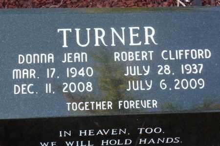 TURNER, ROBERT CLIFFORD - Sarasota County, Florida | ROBERT CLIFFORD TURNER - Florida Gravestone Photos
