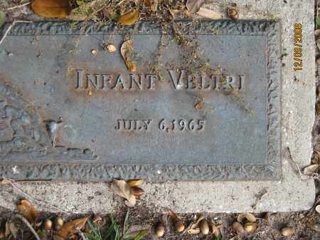 VELTRI, INFANT - Sarasota County, Florida | INFANT VELTRI - Florida Gravestone Photos