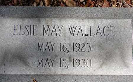 WALLACE, ELSIE MAY - Sarasota County, Florida   ELSIE MAY WALLACE - Florida Gravestone Photos