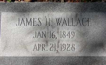 WALLACE, JAMES H. - Sarasota County, Florida | JAMES H. WALLACE - Florida Gravestone Photos