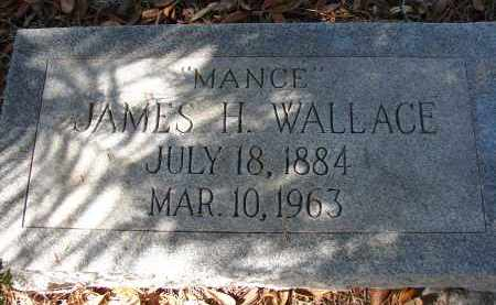 "WALLACE, JAMES H. ""MANCE"" - Sarasota County, Florida 
