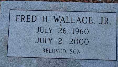 WALLACE, JR, FRED H. - Sarasota County, Florida | FRED H. WALLACE, JR - Florida Gravestone Photos