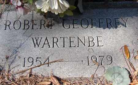WARTENBE, ROBERT GEOFFREY - Sarasota County, Florida | ROBERT GEOFFREY WARTENBE - Florida Gravestone Photos