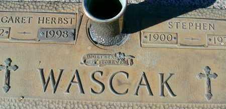 WASCAK, STEPHEN - Sarasota County, Florida | STEPHEN WASCAK - Florida Gravestone Photos