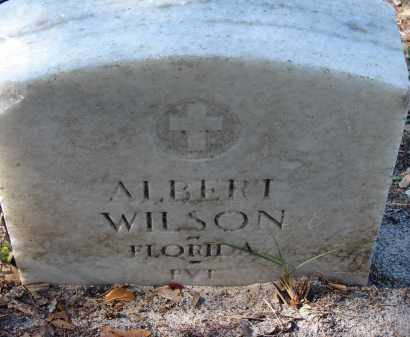 WILSON (VETERAN), ALBERT - Sarasota County, Florida | ALBERT WILSON (VETERAN) - Florida Gravestone Photos