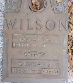 WILSON, GLORIANE E. - Sarasota County, Florida | GLORIANE E. WILSON - Florida Gravestone Photos