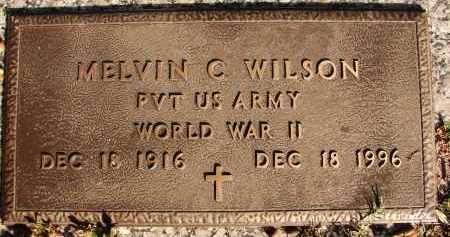 WILSON, MELVIN C. - Sarasota County, Florida | MELVIN C. WILSON - Florida Gravestone Photos