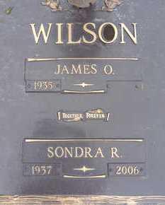 WILSON, SONDRA R. - Sarasota County, Florida   SONDRA R. WILSON - Florida Gravestone Photos