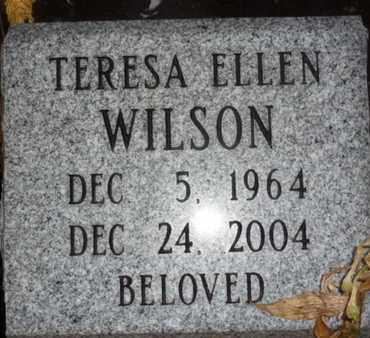 WILSON, TERESA ELLEN - Sarasota County, Florida   TERESA ELLEN WILSON - Florida Gravestone Photos