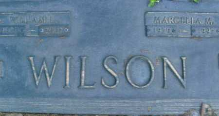 WILSON, WILLIAM L. - Sarasota County, Florida | WILLIAM L. WILSON - Florida Gravestone Photos