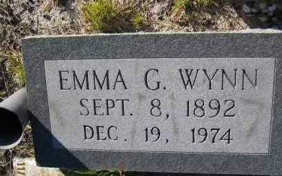 WYNN, EMMA GUYTON - Sarasota County, Florida | EMMA GUYTON WYNN - Florida Gravestone Photos