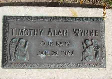 WYNNE, TIMOTHY ALAN - Sarasota County, Florida | TIMOTHY ALAN WYNNE - Florida Gravestone Photos