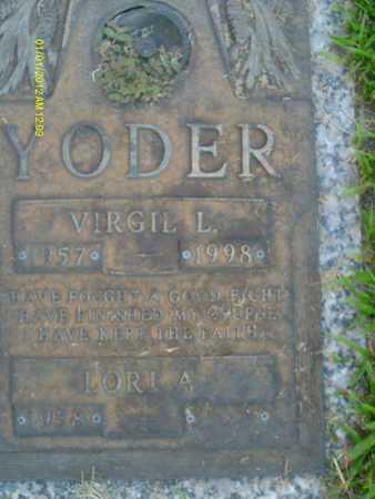 YODER, LORI  A. - Sarasota County, Florida   LORI  A. YODER - Florida Gravestone Photos