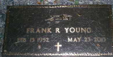 YOUNG, FRANK R. - Sarasota County, Florida | FRANK R. YOUNG - Florida Gravestone Photos
