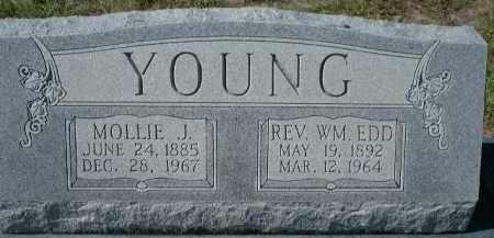 YOUNG, REV. WILLIAM EDD - Sarasota County, Florida | REV. WILLIAM EDD YOUNG - Florida Gravestone Photos