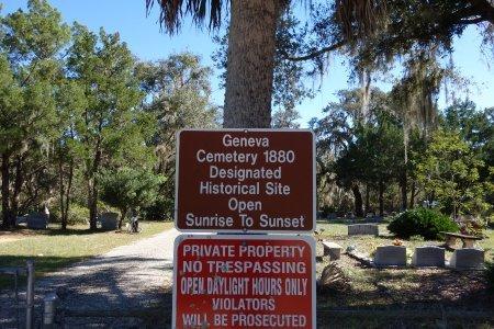 *GENEVA, SIGN - Seminole County, Florida | SIGN *GENEVA - Florida Gravestone Photos