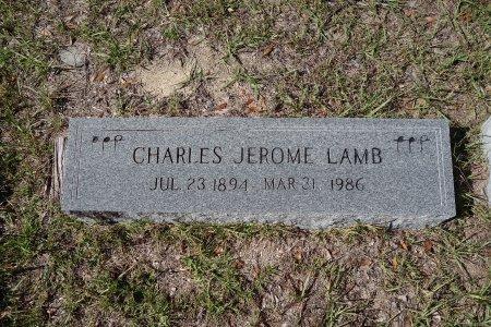 LAMB, CHARLES JEROME  - Seminole County, Florida | CHARLES JEROME  LAMB - Florida Gravestone Photos