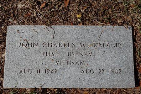 SCHULTZ, JR (VETERAN VIET), JOHN CHARLES (NEW) - Seminole County, Florida | JOHN CHARLES (NEW) SCHULTZ, JR (VETERAN VIET) - Florida Gravestone Photos