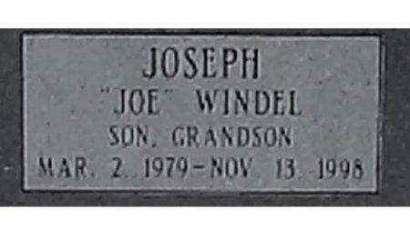 "BRADDY, JOSEPH  ""JOE""  WINDEL - Seminole County, Florida   JOSEPH  ""JOE""  WINDEL BRADDY - Florida Gravestone Photos"