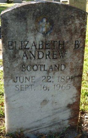 BARCLAY ANDREW, ELIZABETH PORTER - Wakulla County, Florida   ELIZABETH PORTER BARCLAY ANDREW - Florida Gravestone Photos