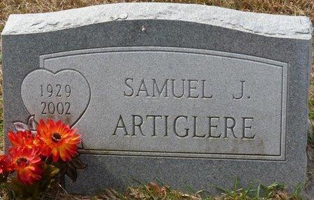 ARTIGLERE, SAMUEL J - Wakulla County, Florida   SAMUEL J ARTIGLERE - Florida Gravestone Photos